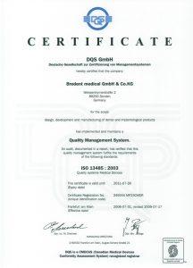 Zertifikat-medical_DQS-13485