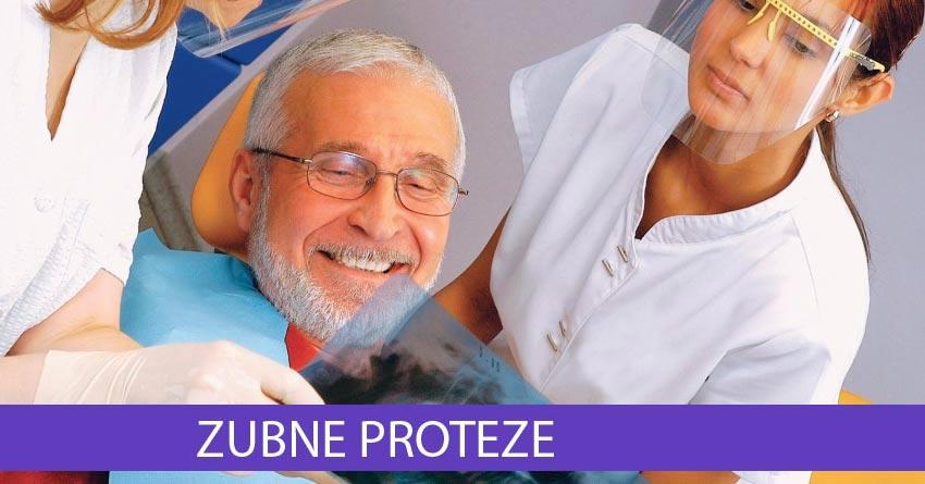 Zubna proteza